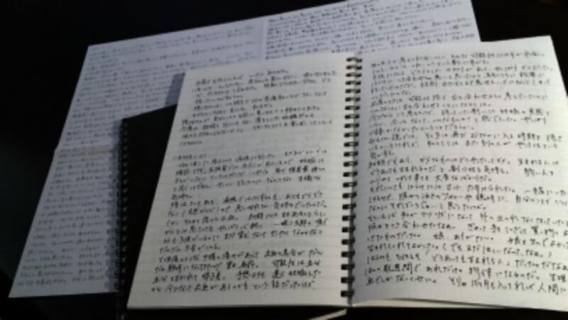日記,ブログ