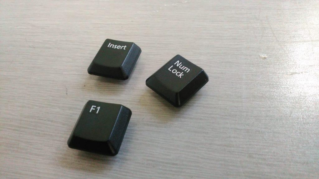 PC不要なキー