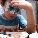 食事中にウンコを連呼!子育て中にマヒしてしまうシモ関係の意識
