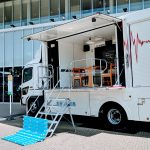 防災訓練を企画するイグジットが、地震を疑似体験できる起震車を導入!さらにリアルな訓練が可能に!