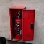 使用感レビューその2 ロッカーに使えそうな赤い箱は他にもある